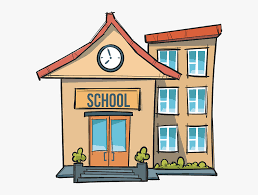 School Clipart Images In Collection Page Transparent - School Building Cartoon  School Clipart is a free tra… | School clipart, Cartoon building, School  illustration