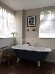 bathroom blinds. a new england style bathroom for becky blinds
