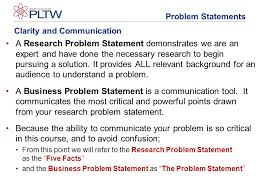 Research Problem Statement Examples Developing A Problem Statement Ppt Video Online Download