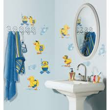 Wall Sticker Bathroom 29 New Bubble Bath Wall Decals Baby Ducks Stickers Kids Duck