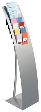 Flyer Display Stands Size Leaflet Display Stand 5