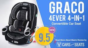 Graco 4Ever 4-in-1 Convertible Car Seat \u2013 Mom\u0027s Review -
