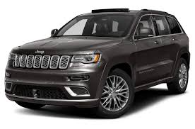 2019 Jeep Grand Cherokee Color Chart 2019 Jeep Grand Cherokee Summit 4dr 4x4 Pricing And Options