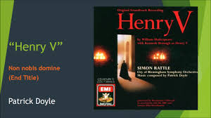 78 henry v non is domine end le patrick doyle choirs in soundtracks
