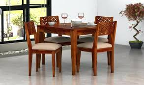 Four Dining Room Chairs Custom Inspiration