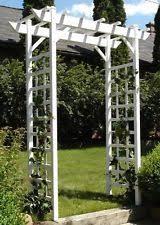 arbor garden. Item 2 White Arch Arbor Garden Classic Backyard Archway Wedding Decor Sturdy PVC Vinyl -White