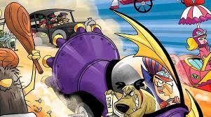 Resultado de imagen de dibujos autos locos