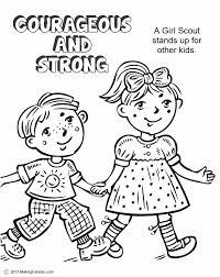Small Picture 39 best Daisy Coloring Pages images on Pinterest Girl scout