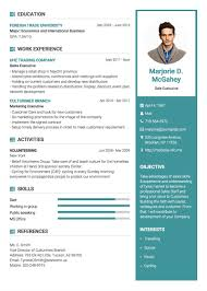 Impressive Resume Templates Best Of Professional Resumecv Templates Topcv Impressive Resume Templates
