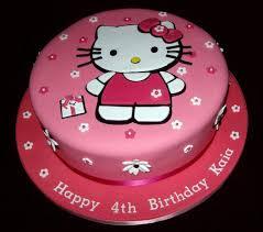 Resep Hello Kitty Cake Jajanan Yang Disukai Anak Harian Indo