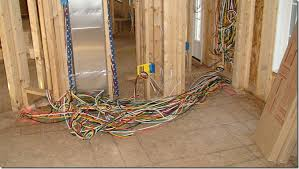 all posts by donny kemick basement wires run to their first floor locations and back up to the central closet