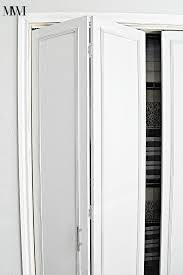 bifold closet doors. A Step-by-step Tutorial On How To Update Outdated, Dark Wood Bi Bifold Closet Doors S
