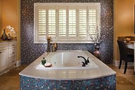 mosaic tile bathtub