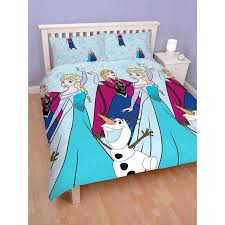 disney frozen lights double duvet cover