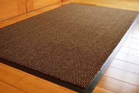 barrier mat large brown black door mat rubber backed um runner barrier mats rug pvc edged kitchen mat 90 x 150 cm amazon co uk kitchen home