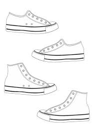 Here are interesting fun free printable valentines day coloring pages for kids. Coloring Page Shoes Img 26360 Shoe Template Pete The Cat Shoes Coloring Pages