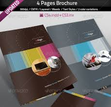 catalog template free 50 business brochure templates template idesignow