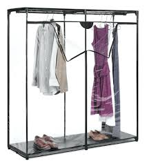 full image for portable closet wardrobe clothes garment storage rack laundry hanger newcloth india drying