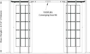 Pocket Door Rough Opening Laserprint3d Co