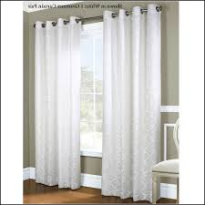 awesome long white curtains at target with amazing laminate floor plus  mesmerizing grey wall paints