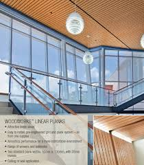 armstrong woodworks linear planks