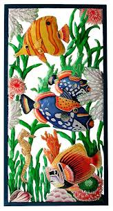 Small Picture Best 25 Fish wall decor ideas on Pinterest Fish wall art