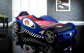mclaren racer car bed by the artisan