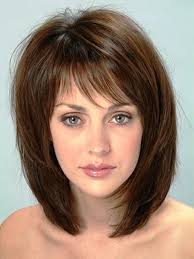 Medium Haircuts For Thin Straight Hair Hairstyles For Fine Thin