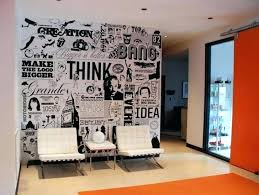 Office walls design Texture Full Size Of Creative Office Wall Design Ideas Painting For Walls Unscripted By Knoll Sawhorse Table Skidkiwebs Creative Wall Painting Ideas For Office Design Color Gallery Decor
