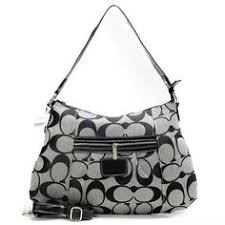 Coach Legacy Duffle In Printed Signature Medium Grey Crossbody Bags ACH    Accessories   Pinterest   Coach legacy, Crossbody bags and Gray