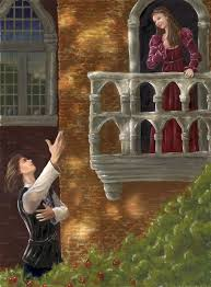 best balcony images juliet balcony romeo and  great illustration of a famous scene in the play romeo and juliet by william shakespeare
