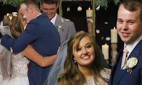 Counting On: Joseph Duggar and Kendra Caldwell get married | Daily ...