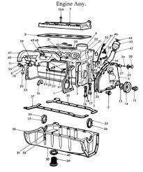 ford jubilee engine diagram ford wiring diagrams
