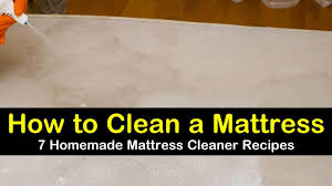 how to clean a mattress titlimg1