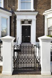front door stepsFront door steps ideas entry traditional with entry gate exposed