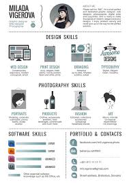 Infographic Resume Templates Inspiration Infographic Resume Template Download Free Kubreeuforicco