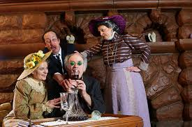 theatre works colorado springs theatreworks revives a classic black comedy performing arts