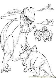 Small Picture Dinosaur Coloring Page 23 Coloring Page Free Other Dinosaur