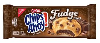 chips ahoy gooey chocolate chip cookies. Unique Chips Amazoncom Chewy Chips Ahoy Fudge Filled Soft Cookies 10Ounce Pack Of  4 Throughout Ahoy Gooey Chocolate Chip Cookies