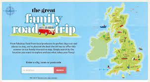 the great british family road trip