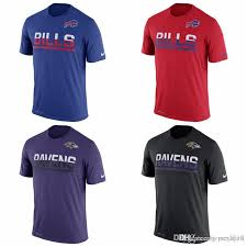 2019 men s buffalo bills royal red baltimore ravens purple black team practice legend performance t shirt from pen2018 17 75 dhgate com