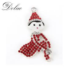 45 45mm wizard boy alloy red rhinestone pendant key chain accessories new jewelry for