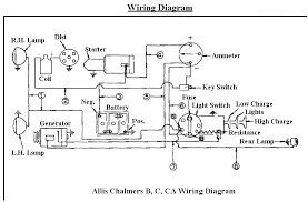 allis chalmers b c ca wiring diagrams c ca wiring diagrams ca dist wiring diagram png