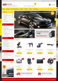 auto parts website template auto parts prestashop website templates themes free premium