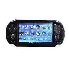Máy Chơi Game MP3 Video Cầm Tay 4GB (4.3 Inch)