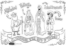 Purim Coloring Sheets Purim Coloring Pages 7 22715 Free