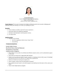 Job Sample Resume Resume For Part Time Job Canada Best Of Sample Resume Simple 24 24 21