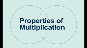 Class 4 Maths Multiplication Properties Of Multiplication Pearson