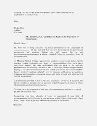 Faculty Promotion Letter Of Recommendation Sample 12 Employee Promotion Recommendation Letter Sample This Is