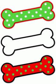 christmas dog bone clipart. Perfect Clipart Silhouette Design Store Christmas Polka Dot Bones And Christmas Dog Bone Clipart I